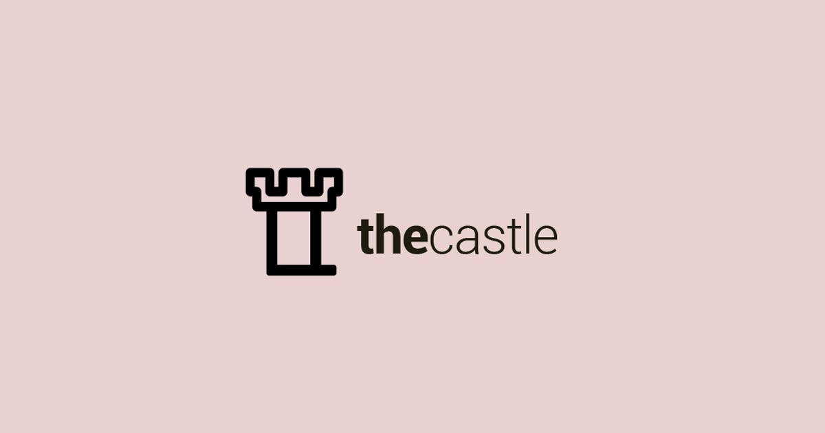 Download The Castle Business Logo by designdistrictmx