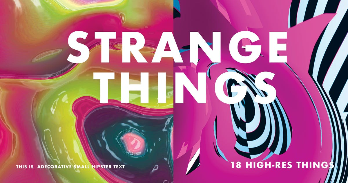 Download Strange Things by codetoform