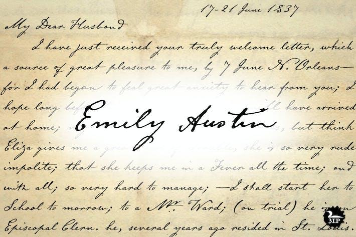 Thumbnail for Emily Austin