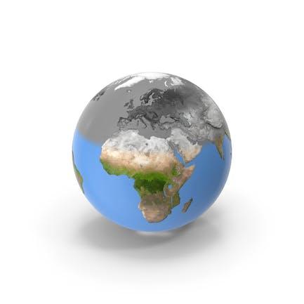 Earth Stylized