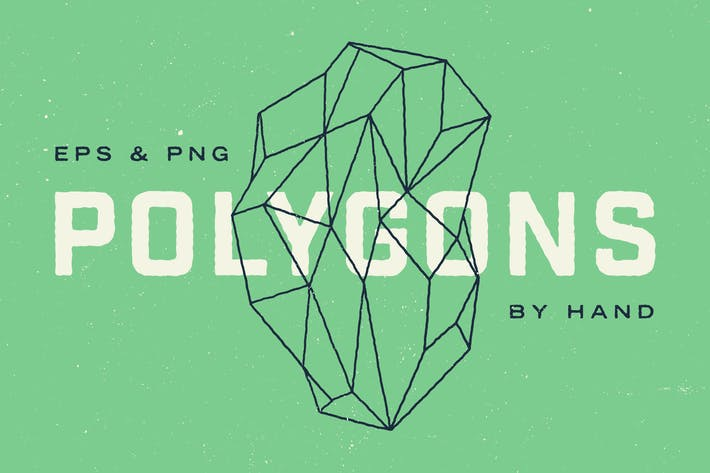 Thumbnail for Hand Illustrated Geometric Polygons