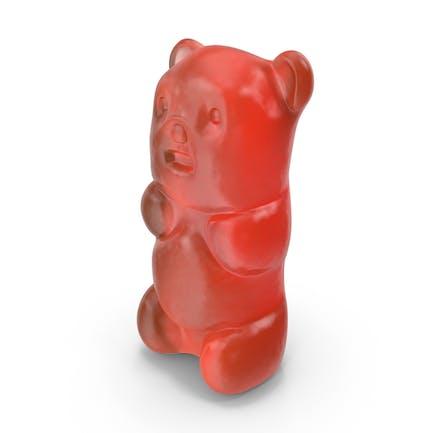 Gummy Bear Candy Red
