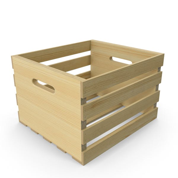 Cover Image for Wooden Crate