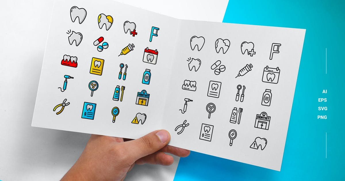 Download Dentist - Icons by esensifiksi