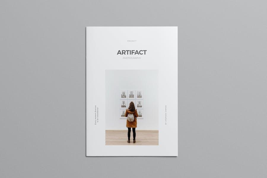 Art / Creative Brochure