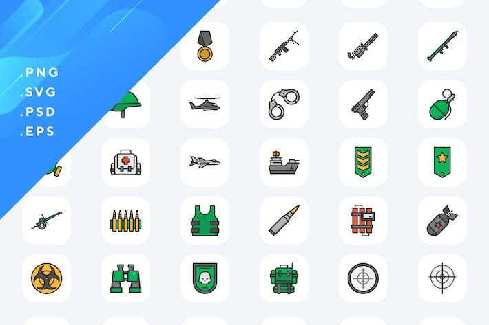 50 Иконки оружия