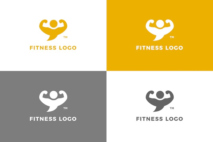 Thumbnail for Fitness - Logo Template