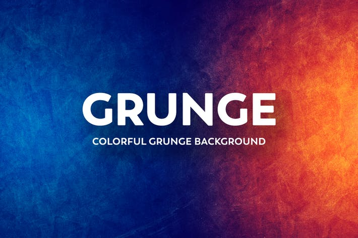 Thumbnail for Colorful Grunge Backgrounds