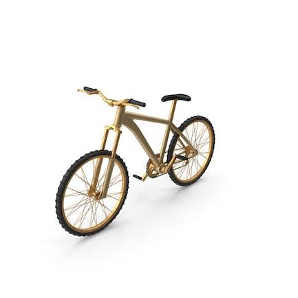 Bicycle Golden