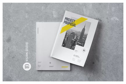 Proposal Template 003