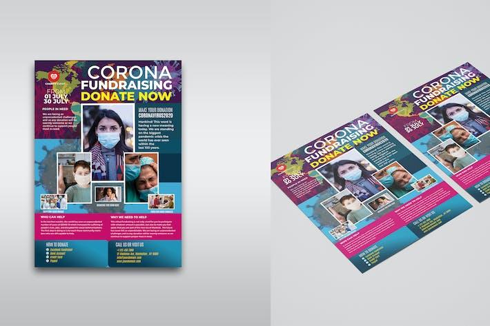 Thumbnail for Corona Virus Flyer