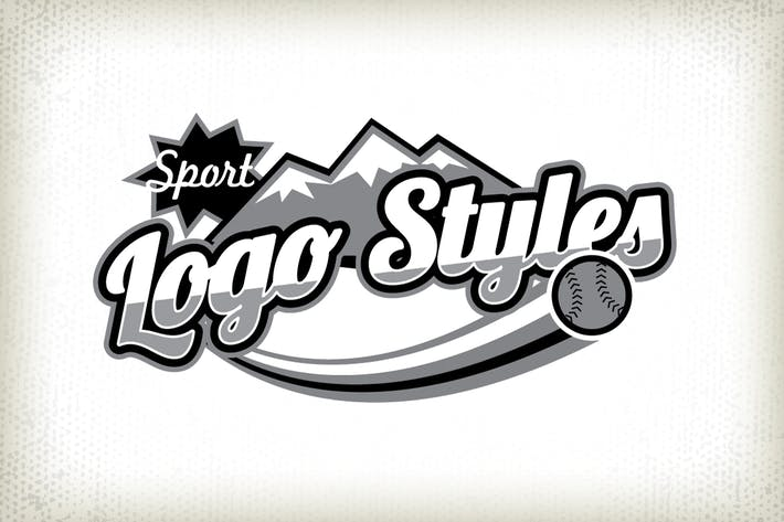 Cover Image For Sport Logo Styles