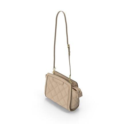 Damen Tasche Beige