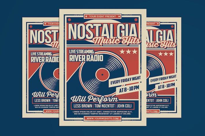 Thumbnail for Radio Streaming Nostalgia Event