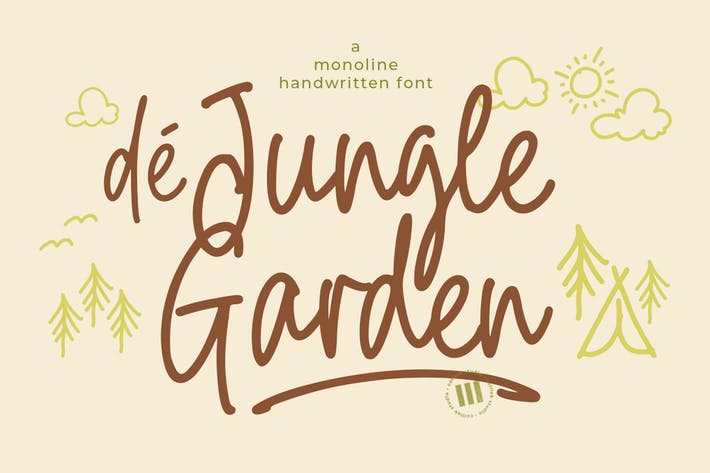 Thumbnail for Jardín De Jungle