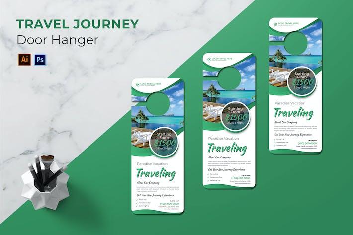 Thumbnail for Travel Journey Door Hanger