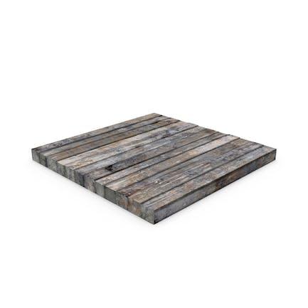 Hintergrund aus verfälschtem Holz