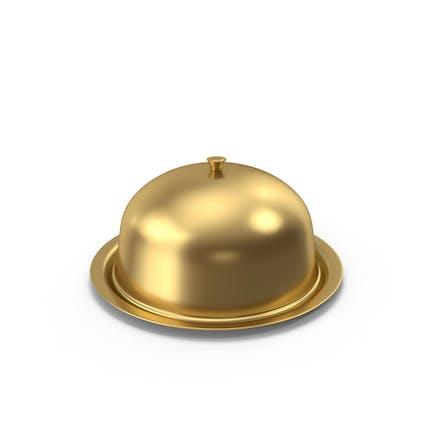 Gold Abdeckung Kuppel