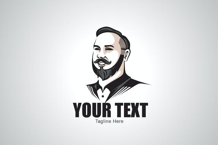 Джентльменский - Логотип Вектор
