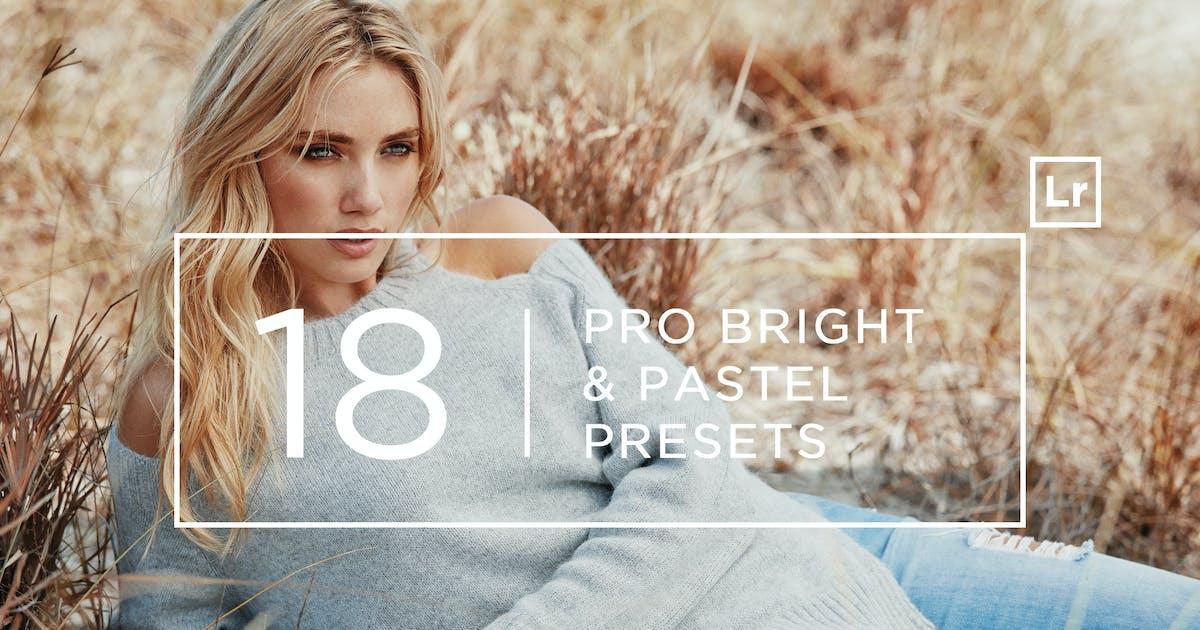 Download 18 Pro Bright & Pastel Lightroom Presets by zvolia