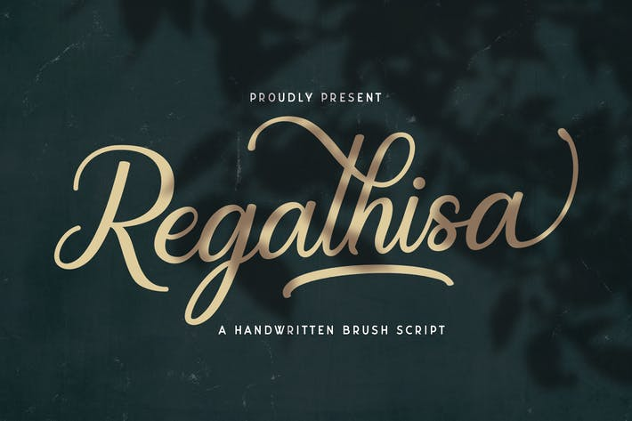 Thumbnail for Regalhisa - Caligrafía Fuente