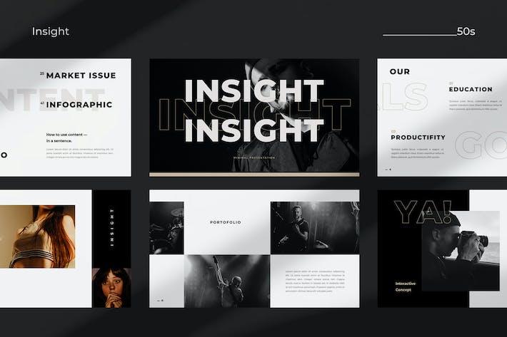 Thumbnail for Insight Google Slides