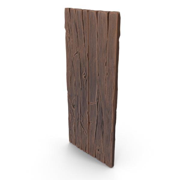Стилизованные деревянные доски