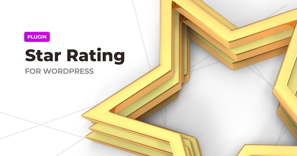 Download Star Rating for WordPress by merkulove