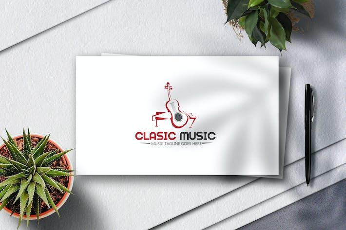Thumbnail for Classic Music Logo