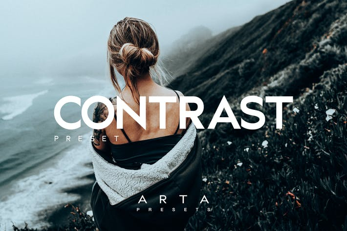 Thumbnail for ARTA Contrast Preset For Mobile and Desktop