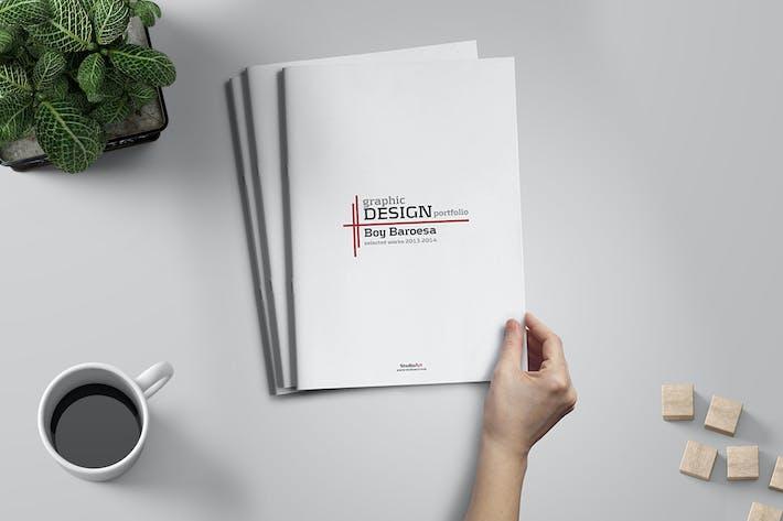 Thumbnail for Graphic Designer Portfolio