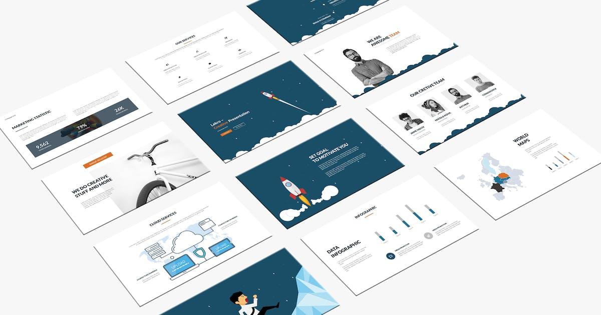 Download Perspective Presentation Mockup by kylyman