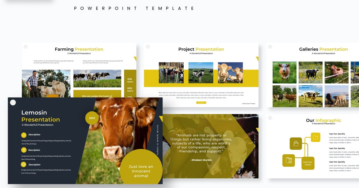 Download Produce - Powerpoint Template by aqrstudio