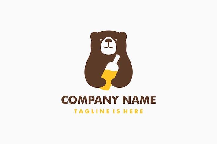 Thumbnail for Bear Beer Logo