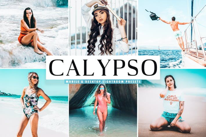 Thumbnail for Calypso Mobile & Desktop Lightroom Presets