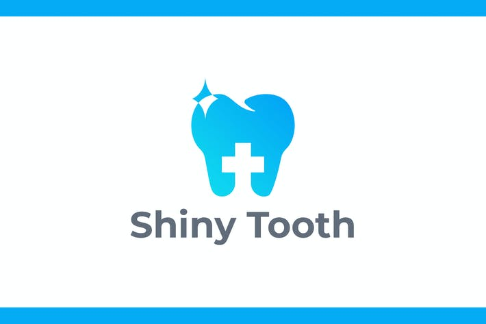 Thumbnail for Shiny Tooth - Medical & Dentistry Logo
