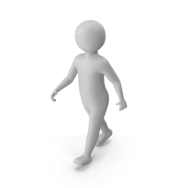 Dummy Man Walking