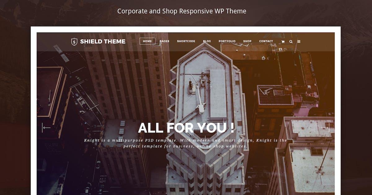 Shield -  Creative Responsive Wordpress Theme by Theme-Squared