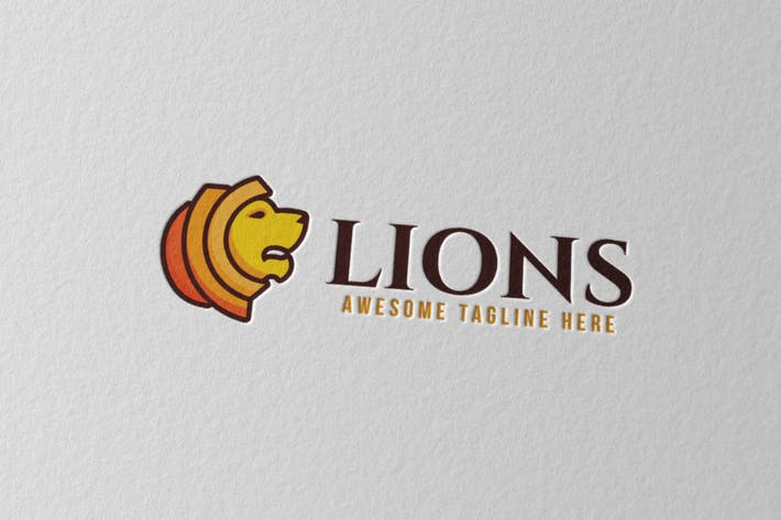 Thumbnail for Lions Logo