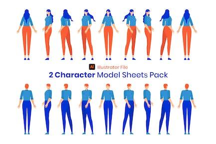 Modelos de caracteres