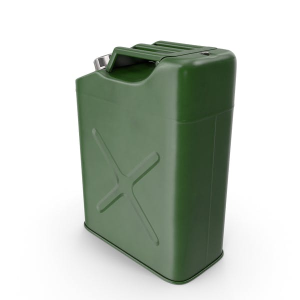 Cover Image for Gas Container