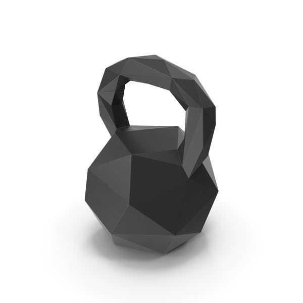 Sport Weight Lowpoly