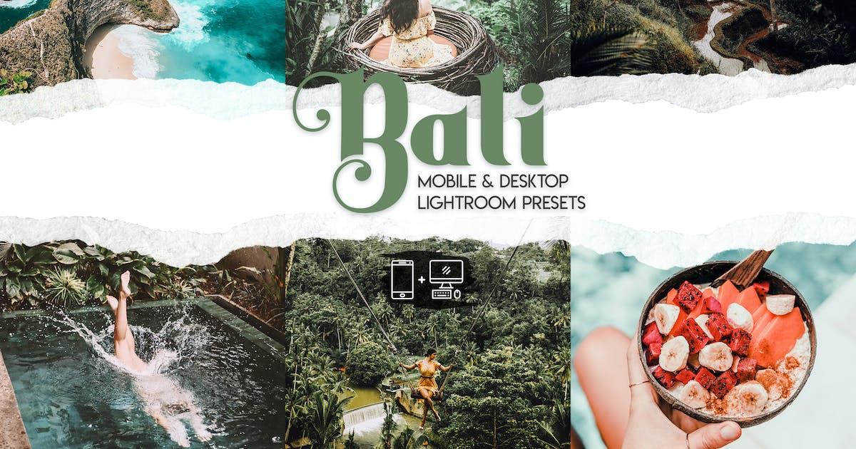 Download Bali Lightroom Presets by ClauGabriel