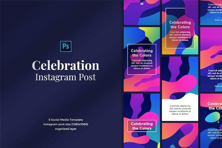 Celebration Instagram Story