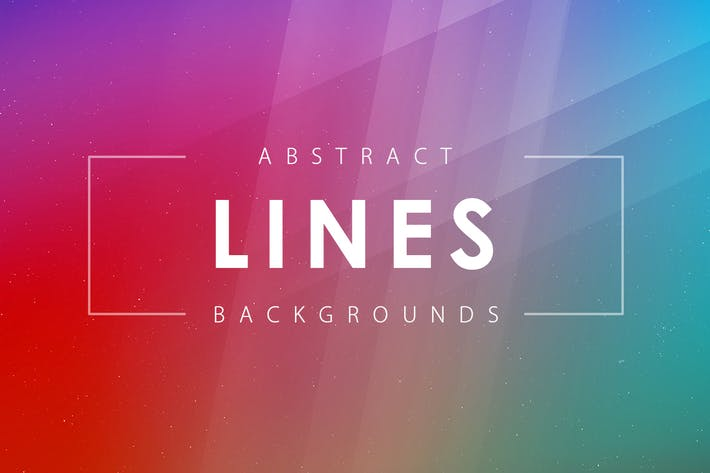 Thumbnail for Abstract Lines Backgrounds