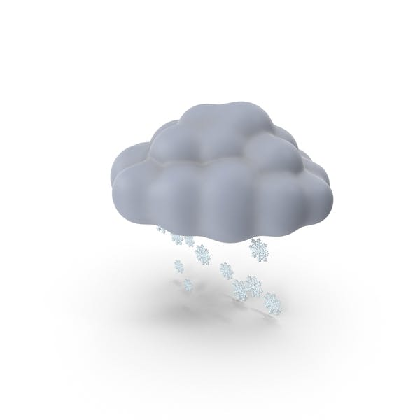 Cover Image for Snow Storm Symbol