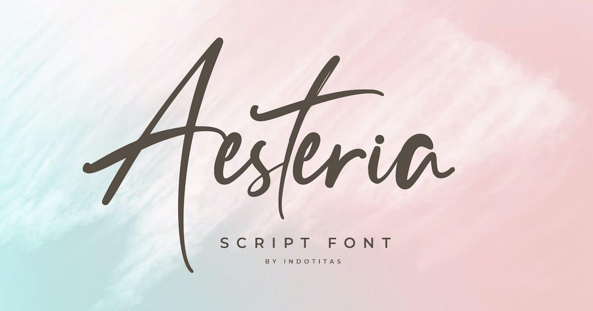 Download Aesteria Script by indotitas