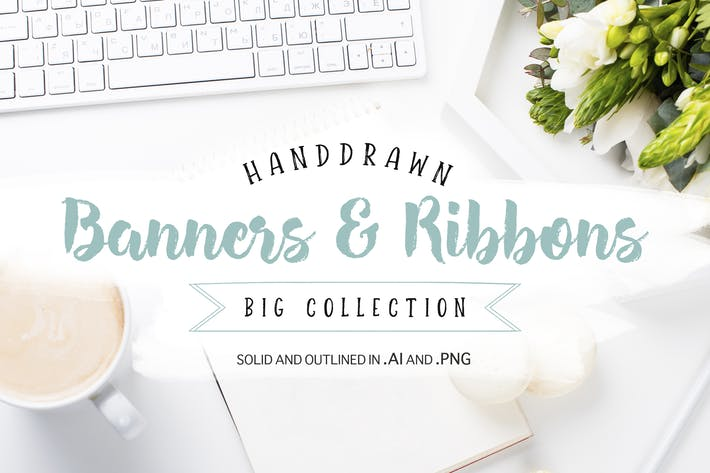 Thumbnail for Banners&Ribbons Collection