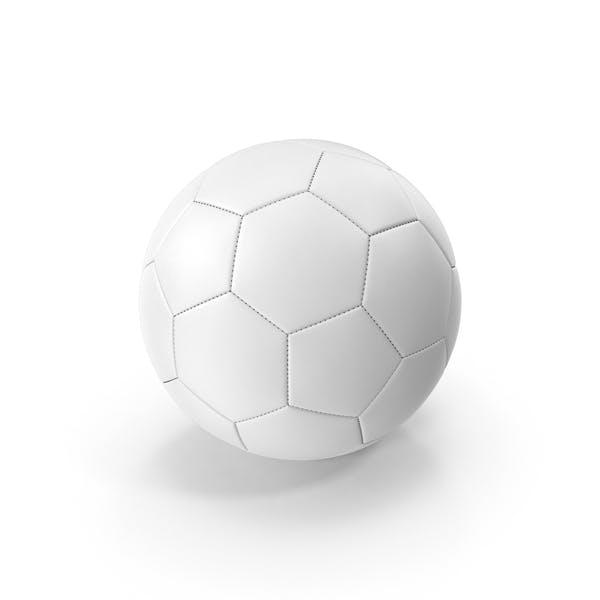 Thumbnail for White Soccer Ball