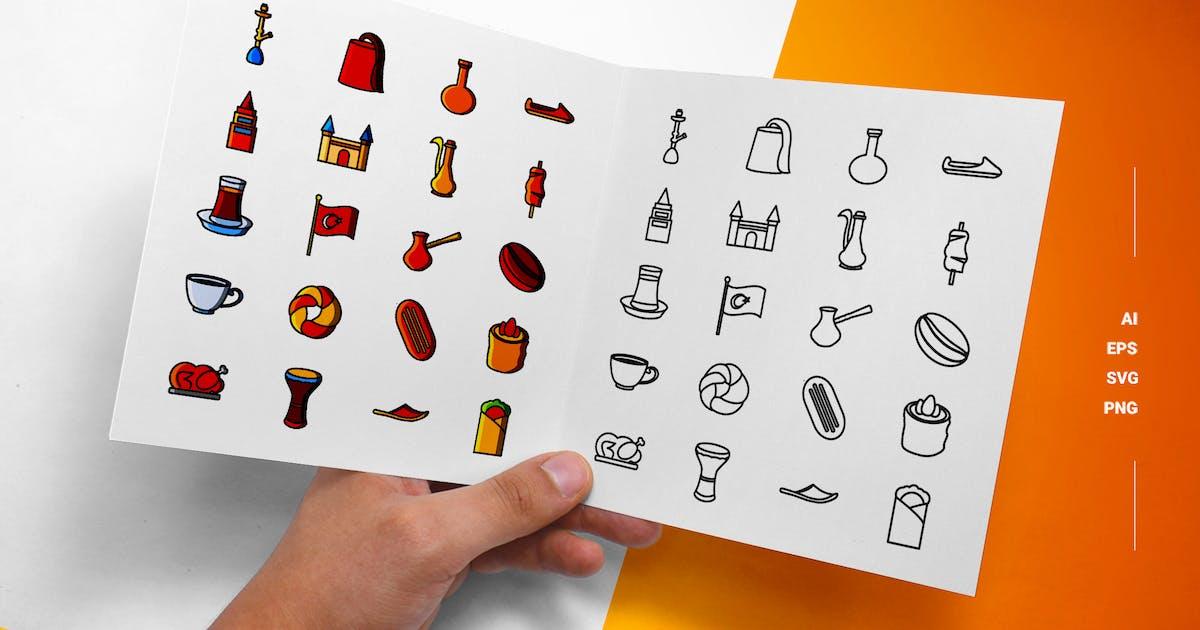 Download Turkey - Icons by esensifiksi